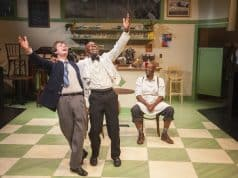 Theater Review: 'Master Harold' at Aurora Theatre in Berkeley