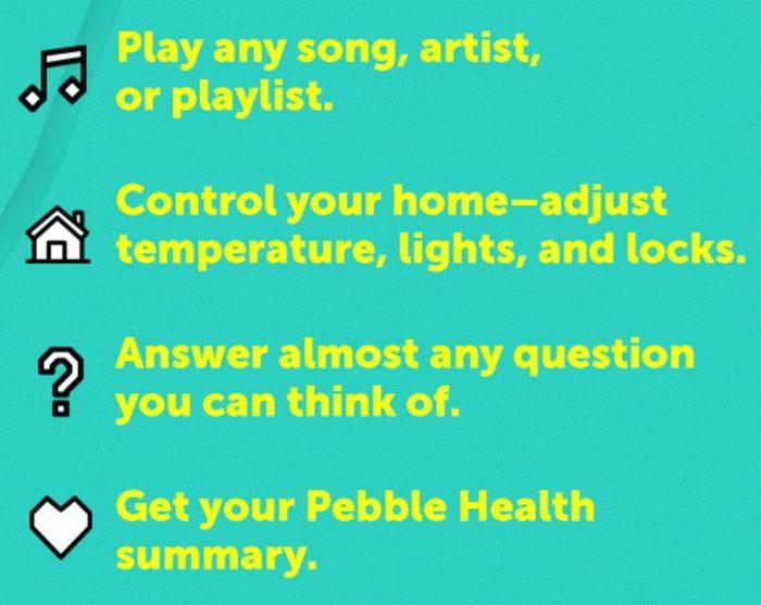Pebble-Alexa-voice-command-features