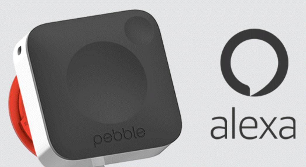 Pebble teams with Amazon, adds Alexa voice search to new ...