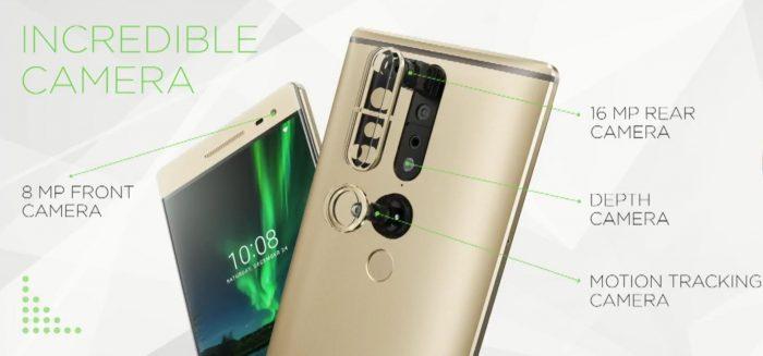 Lenovo Phab 2 Pro Smartphone