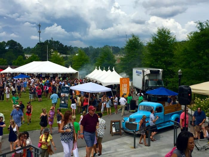 2016 Atlanta Food & Wine Festival