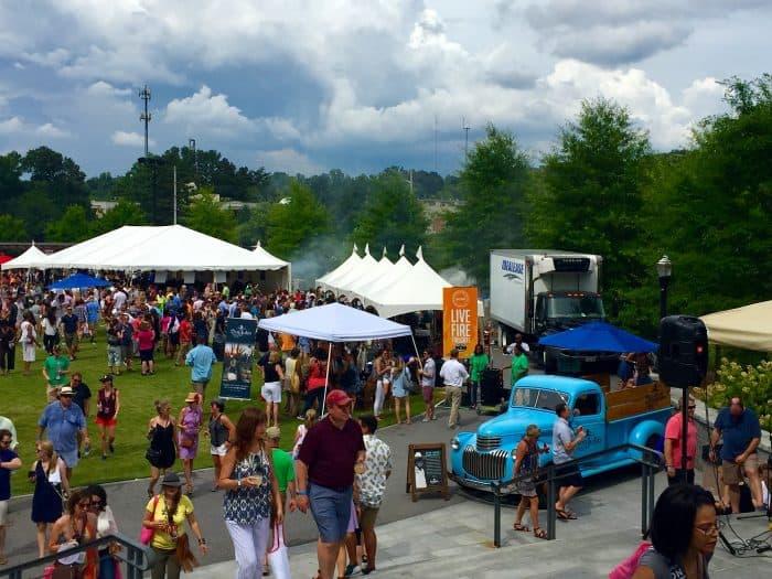 2016 Atlanta Food & Wine Festival
