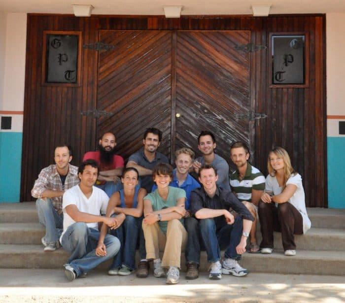 The Transcendence Theatre Company.