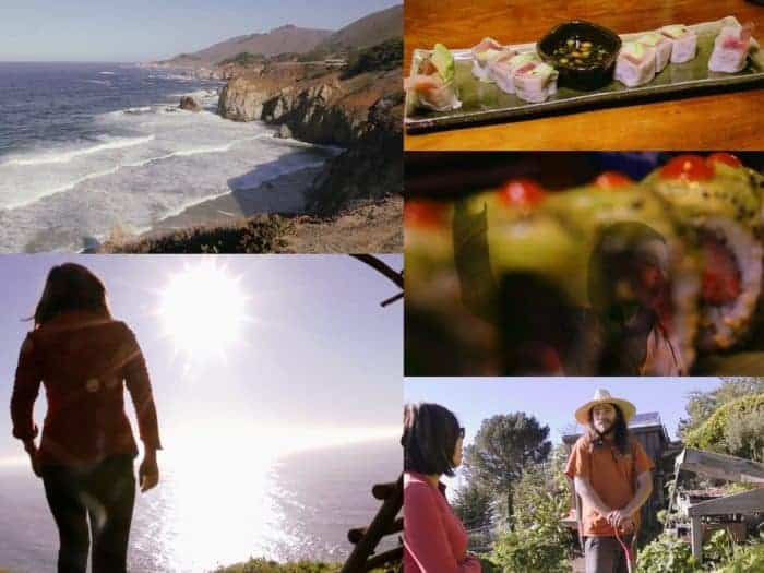 Treebones, Big Sur Experience Travel Video with Loni Stark