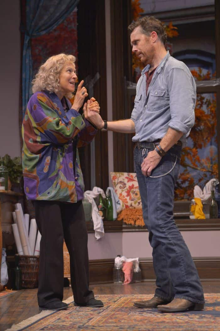 The Velocity of Autumn Review - TheatreWorks Silicon Valley