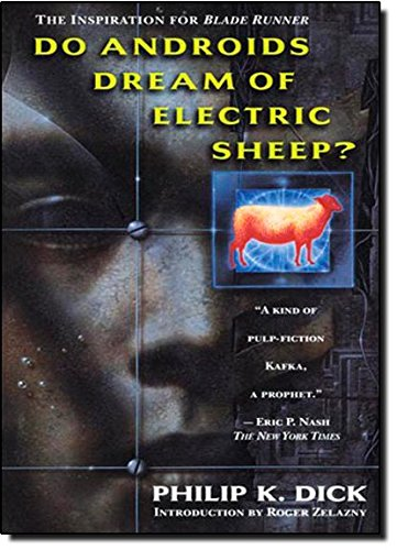 Ridley Scott's 'Blade Runner' is based on the novel Do Androids Dream of Electric Sheep.