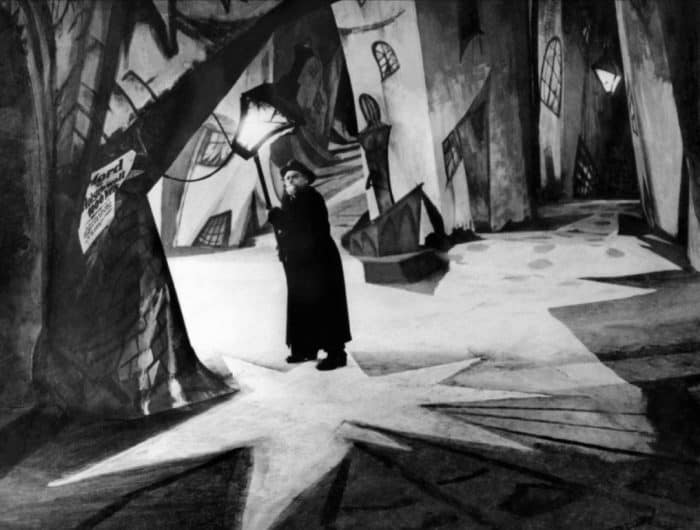 Cabinet of Dr Caligari Film Influence