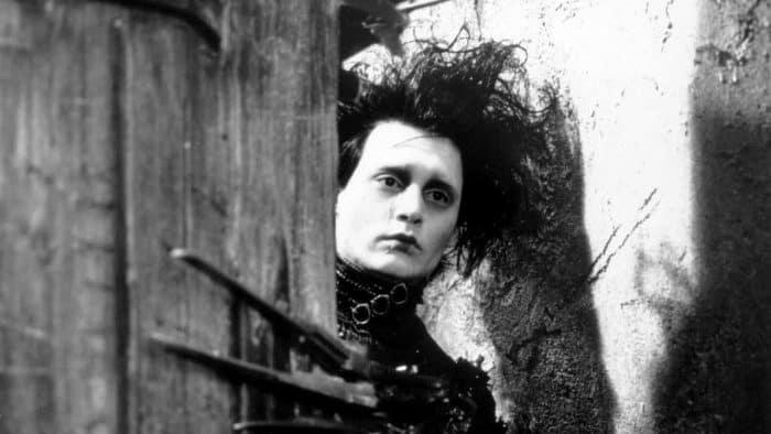Edward Scissorhands Tim Burton German Expressionism