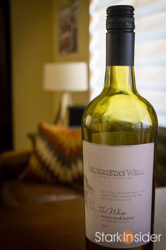 Murrieta's Well The Whip White Wine Blend - Review