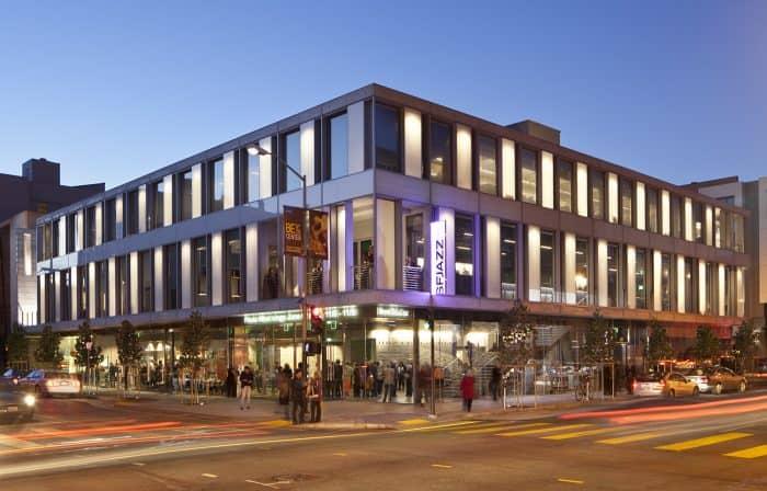 SFJAZZ Center - San Francisco Jazz Center