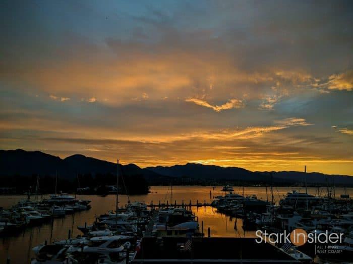 Vancouver Sunrise - Nexus 6P