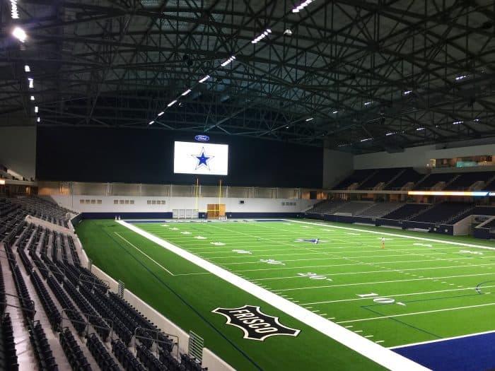 The Cowboys new stadium-JRN