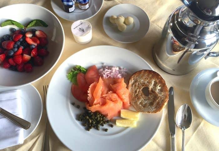 Four Season Breakfast in Bed