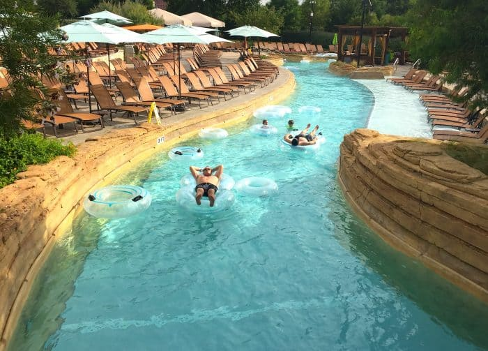 Love the Lazy River