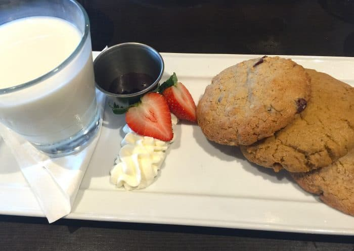 Milk and Cookie plate-JRN