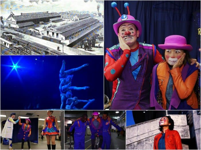 Ringling Bros. - Out of this World with Loni Stark