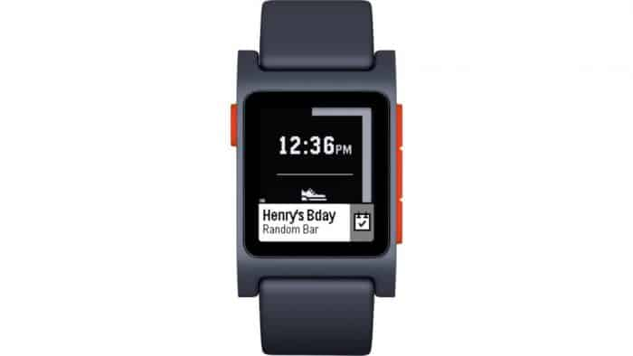 Pebble Time 4.0 - Quick View on Time 2