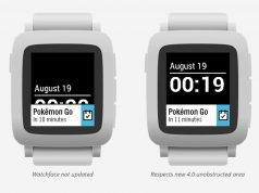 Pebble OS 4 - Timeline Quick View