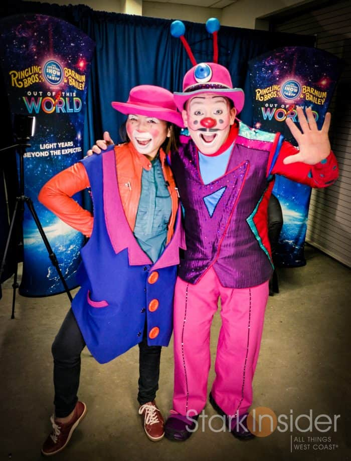 Ringling Brothers - Out of this World