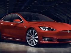 Tesla Model S P100D Sedan - 2016 Announcement