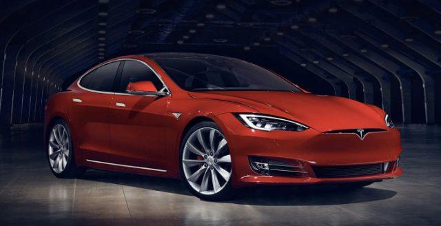 Tesla Model S P100D Sedan - 2016 Announcement
