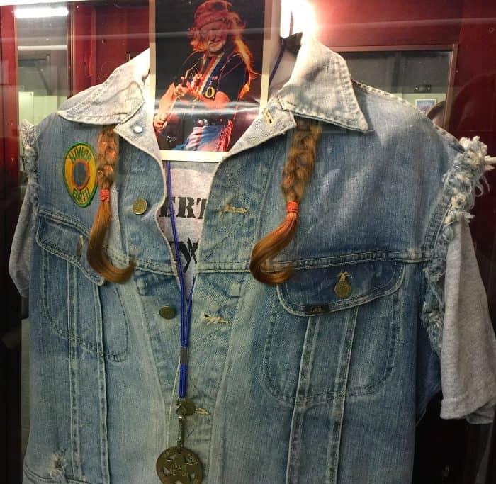 Willie Nelson's braids