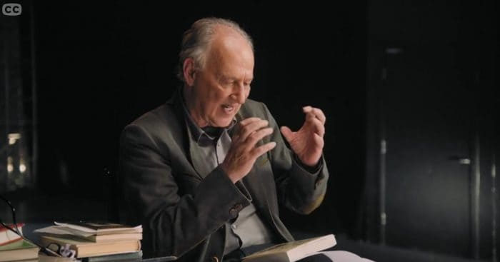 MasterClass on filmmaking with Werner Herzog