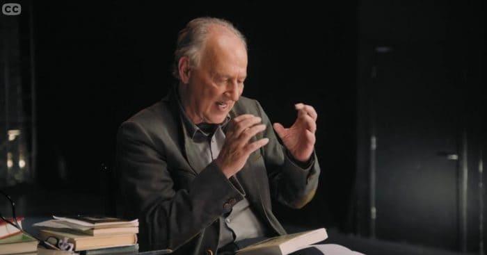 MasterClass on filmmaking with Werner Herzog