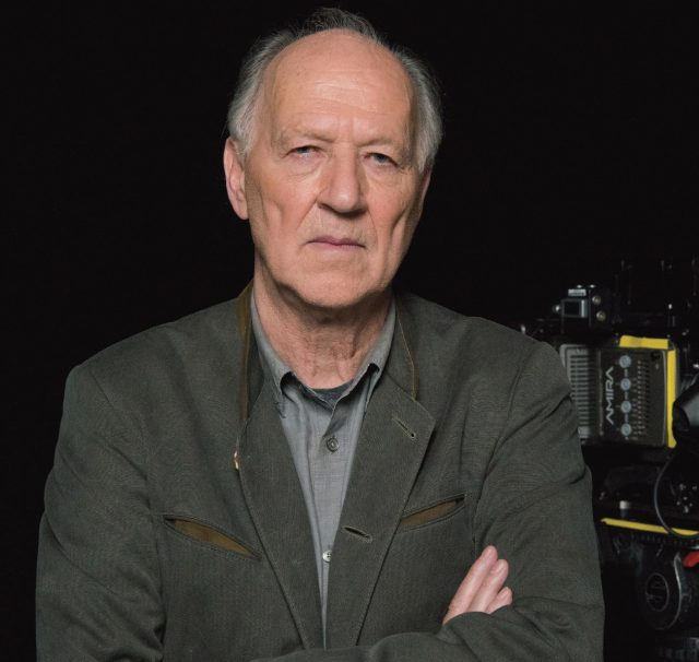 Writer-director Werner Herzog