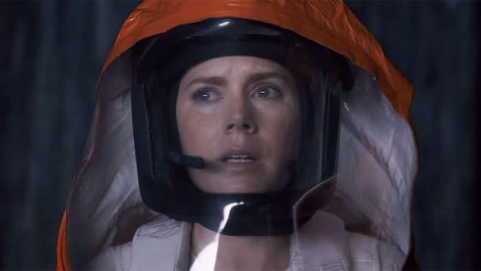 Amy Adams in 'Arrival' - MVFF