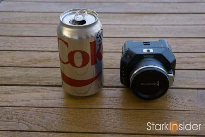 Canon C100 II vs Blackmagic Micro Cinema Camera (BMMCC)