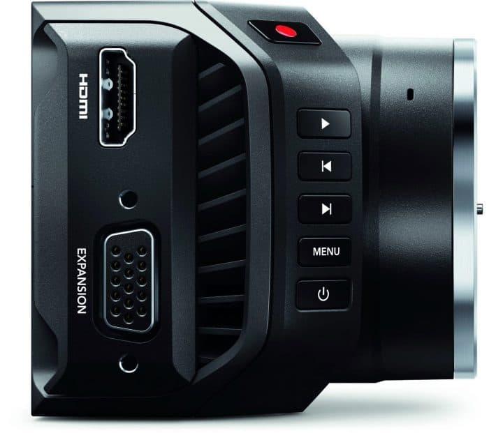 Blackmagic Micro Cinema Camera