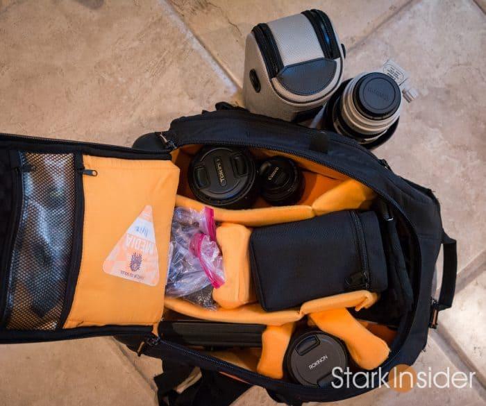 Clinton Stark - What's in my video bag? DSLR filmmaking gear explained