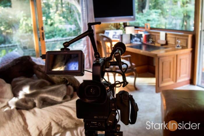 Canon C100 Mark II - Coffee Lane - Clinton Stark