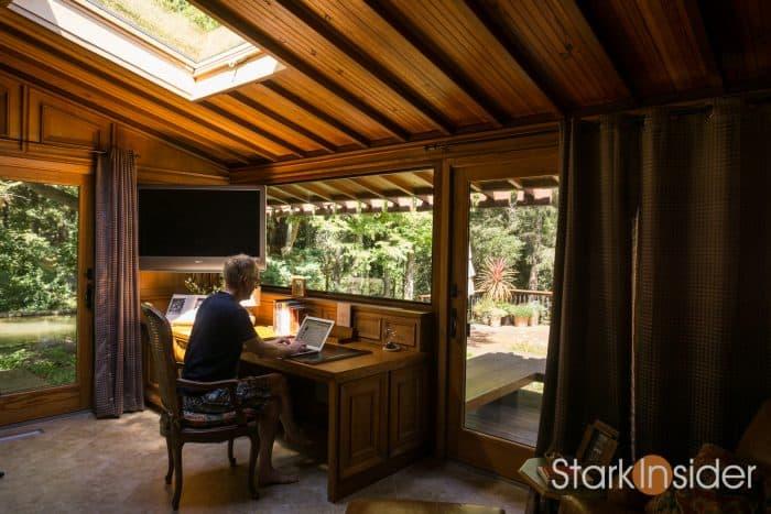 Clinton Stark - Coffee Lane desk