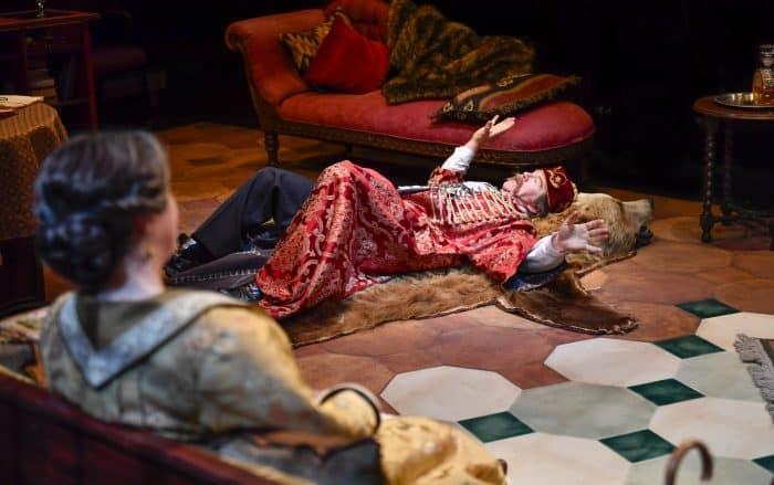Dear Master - Review at Aurora Theatre Company in Berkeley