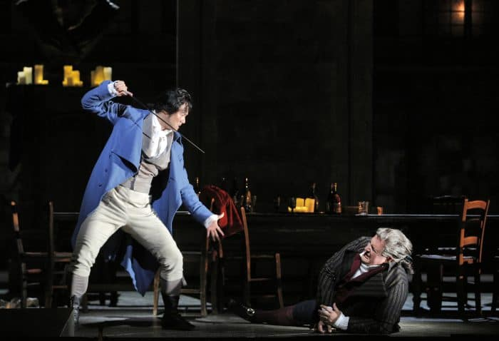 Andrea Chénier at San Francisco Opera - Review