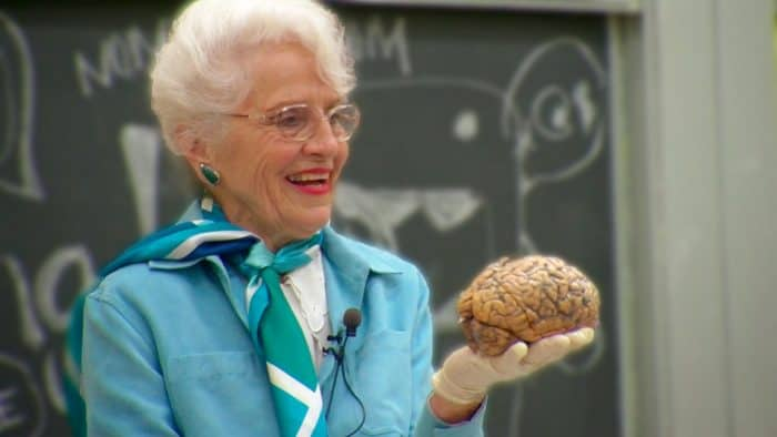 Dr. Marian Diamond