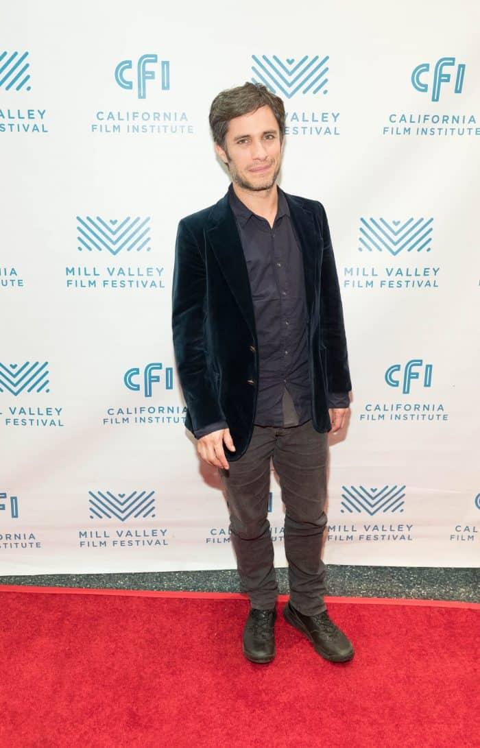 Gael Garcia Bernal - Neruda at the Mill Valley Film Festival (Drew Altizer)