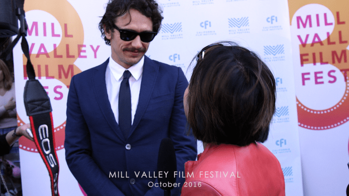 Loni Stark interviews James Franco - Mill Valley Film Festival