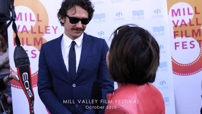Loni Stark interviews James Franco - Mill Valley Film Festival
