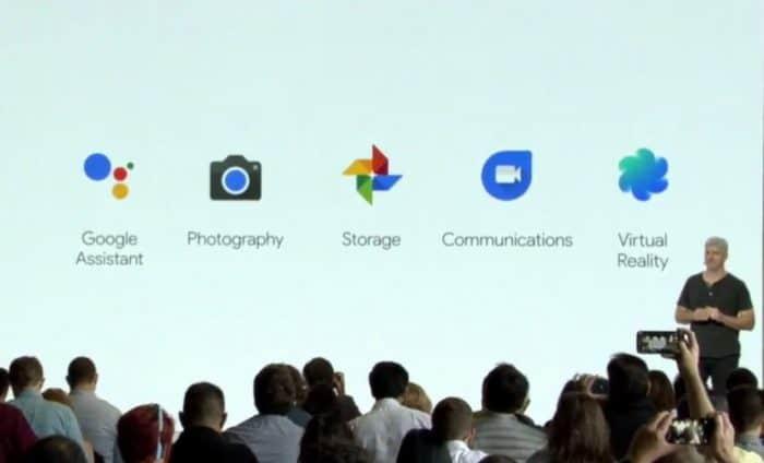 Google Pixel Announcement - San Francisco