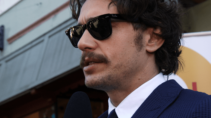 James Franco talks about IN DUBIOUS BATTLE - Video
