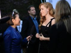 Amy Adams Arrival - Mill Valley Film Festival - Interview Video