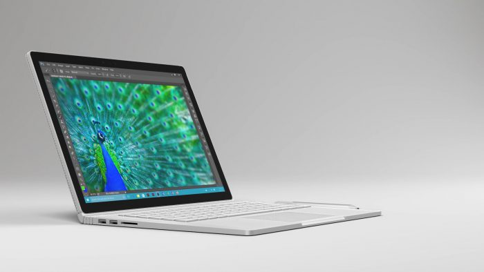 MacBook or Microsoft Surface Book