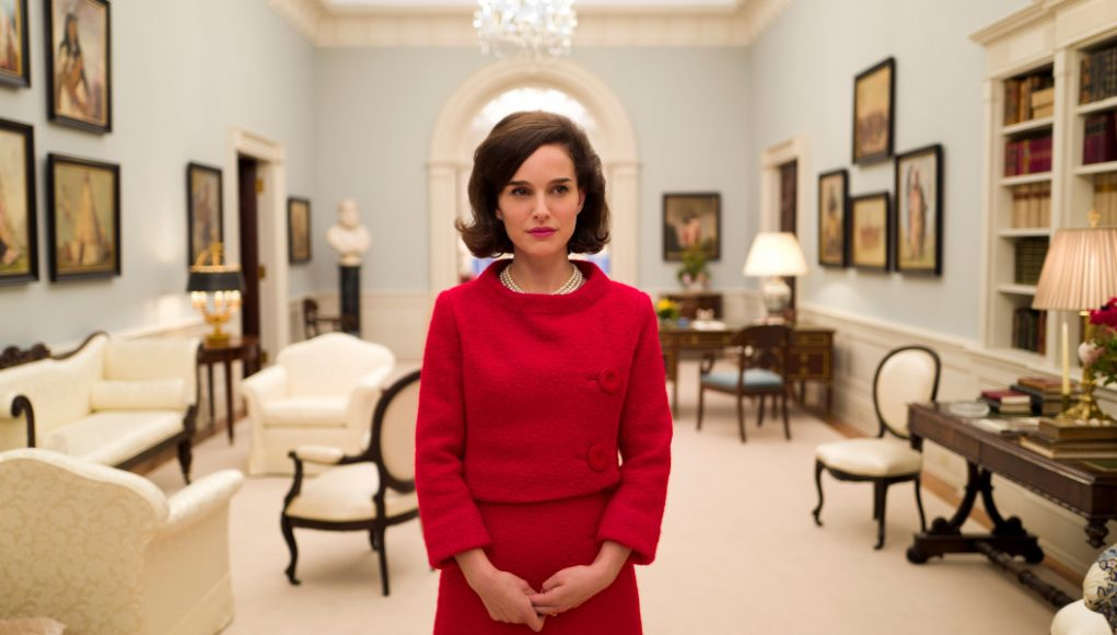 Jackie starring Natalie Portman to screen at the Mill Valley Film Festival