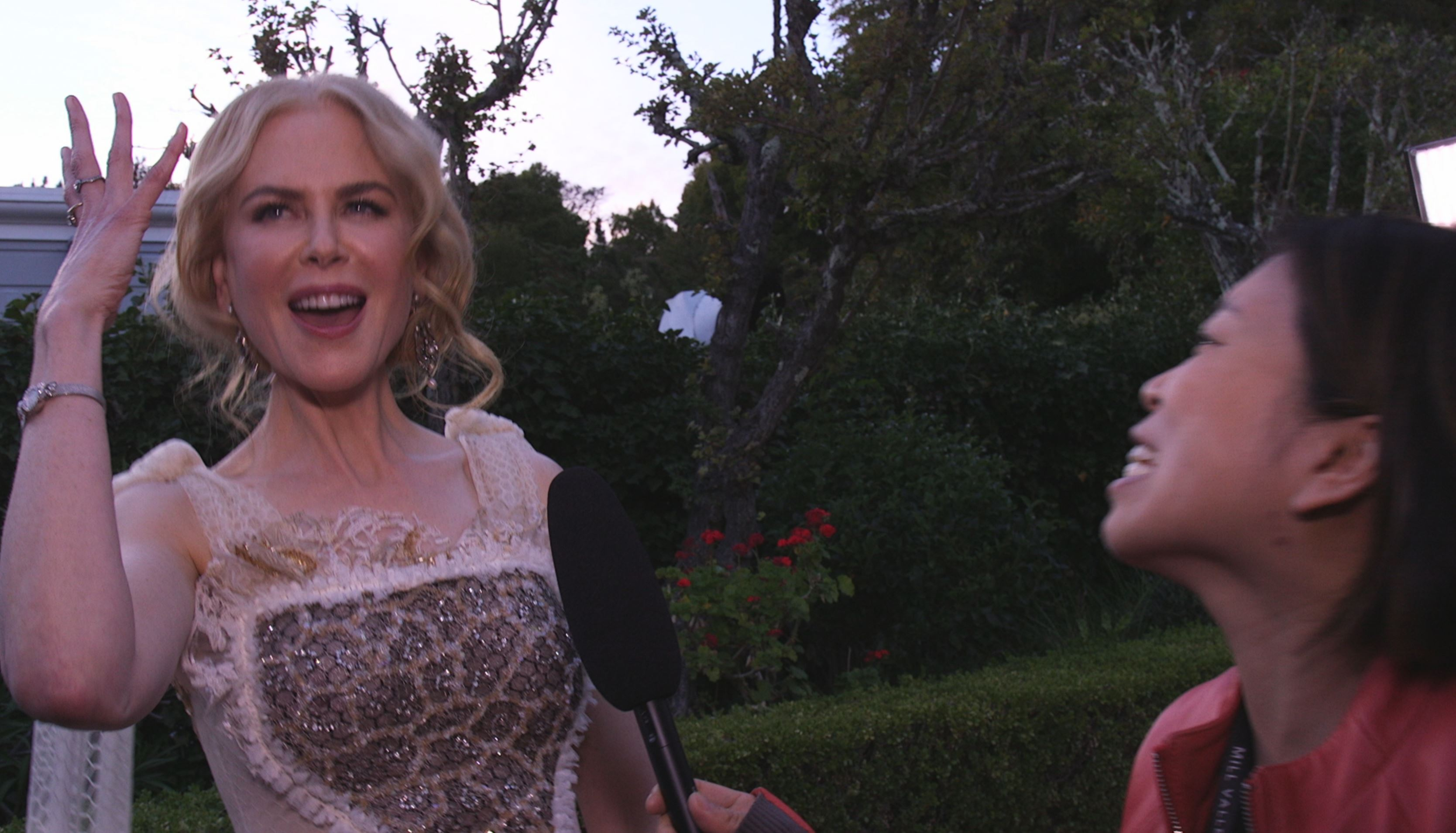 Nicole Kidman Lights Up Mill Valley Talks Lion