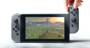 Nintendo Switch hybrid video game console