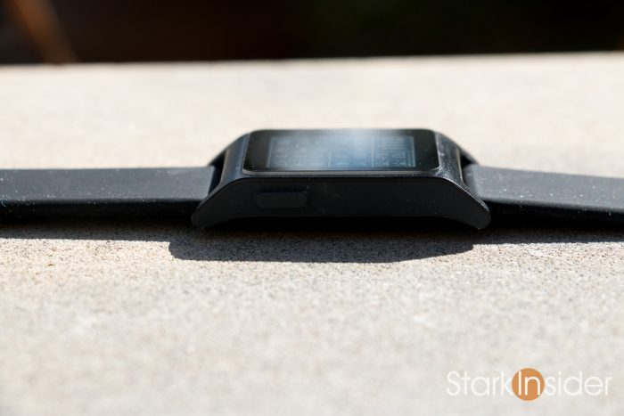 Pebble 2 profile view - Review by Clinton Stark