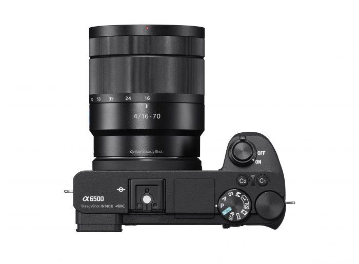 Sony Alpha a6500 Mirrorless Digital Camera - Specifications